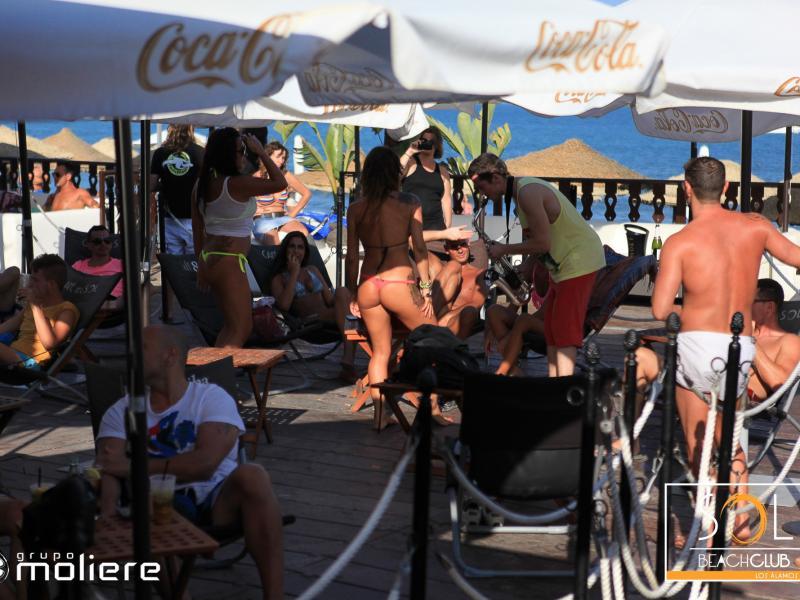 Sol Beach Club 21 julio día