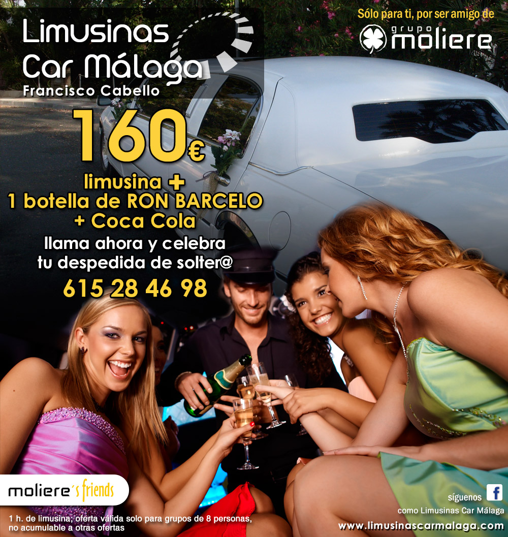 Newsletter-Moliere-s-Friends-Limusinas-Car-Mlaga
